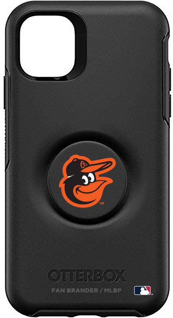 Otterbox Baltimore Orioles Black iPhone Case product image