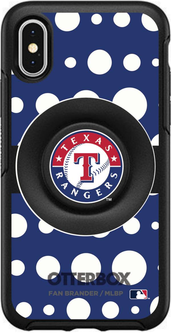 Otterbox Texas Rangers Polka Dot iPhone Case with PopSocket product image