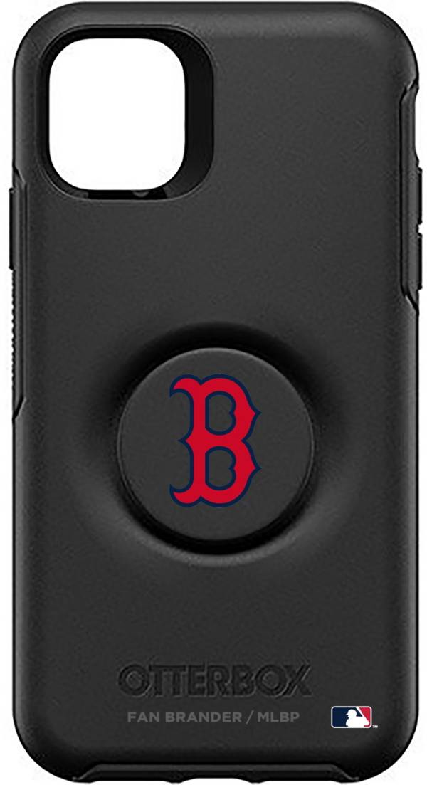 Otterbox Boston Red Sox Black iPhone Case product image