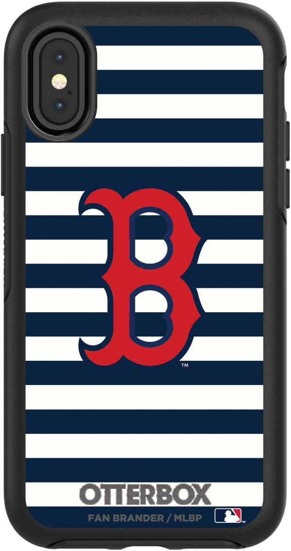 Otterbox Boston Red Sox Striped iPhone Case product image
