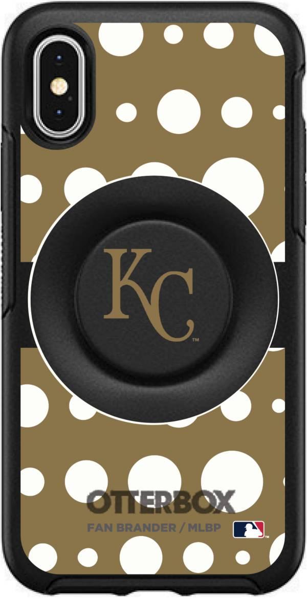 Otterbox Kansas City Royals Polka Dot iPhone Case with PopSocket product image