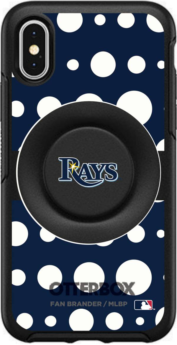 Otterbox Tampa Bay Rays Polka Dot iPhone Case with PopSocket product image