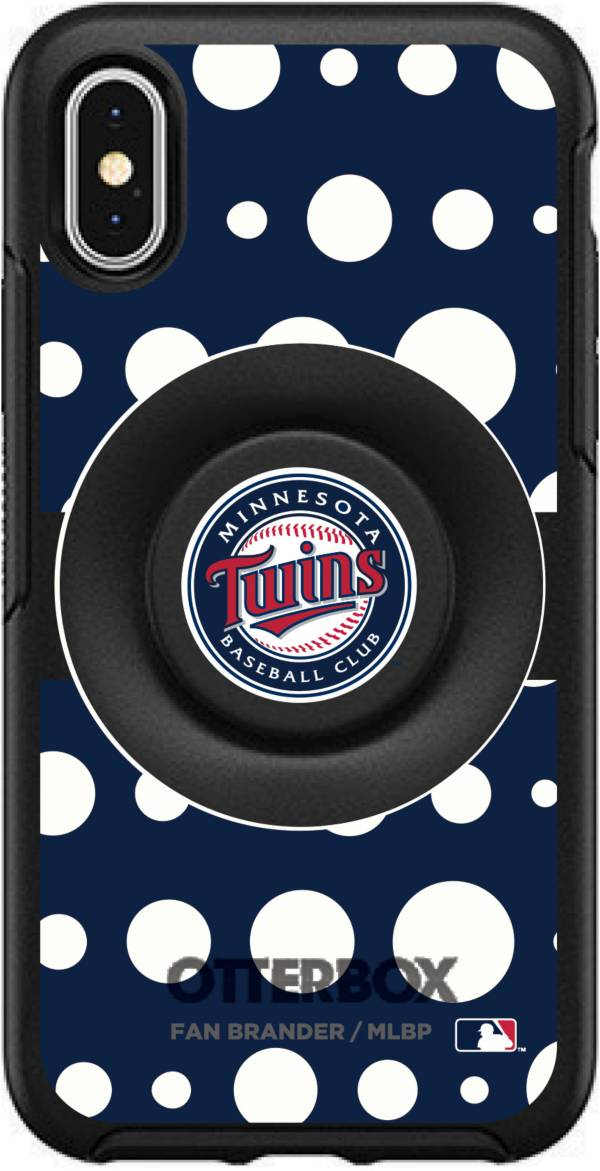 Otterbox Minnesota Twins Polka Dot iPhone Case with PopSocket product image