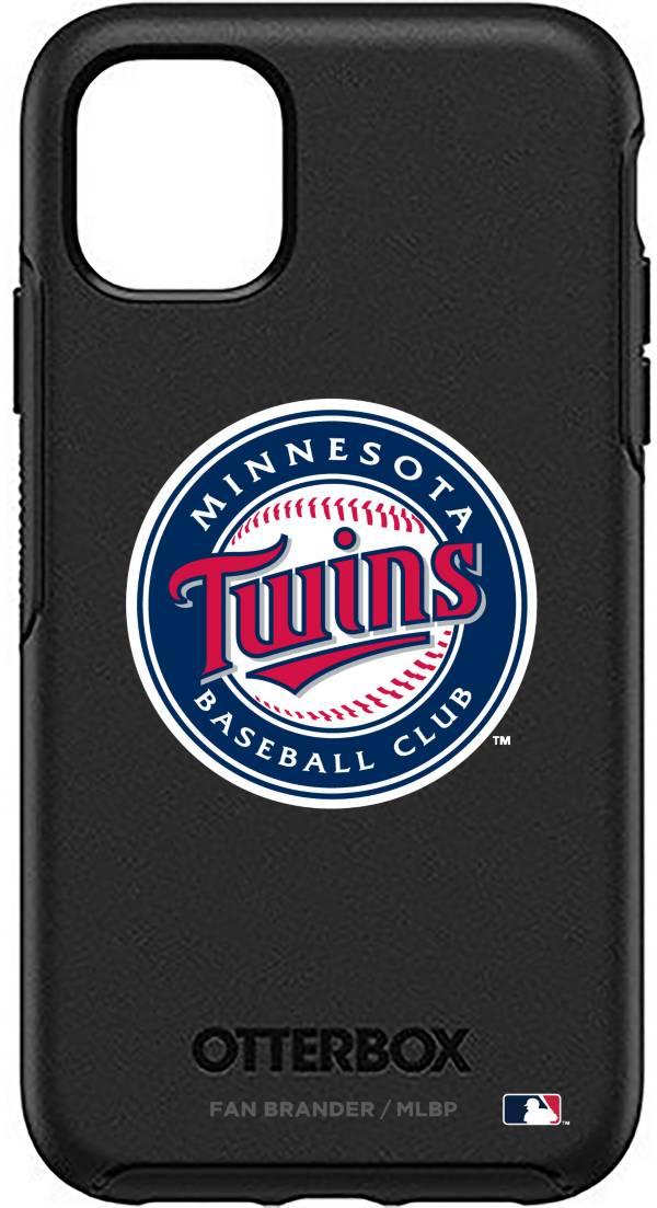 Otterbox Minnesota Twins Black iPhone Case product image