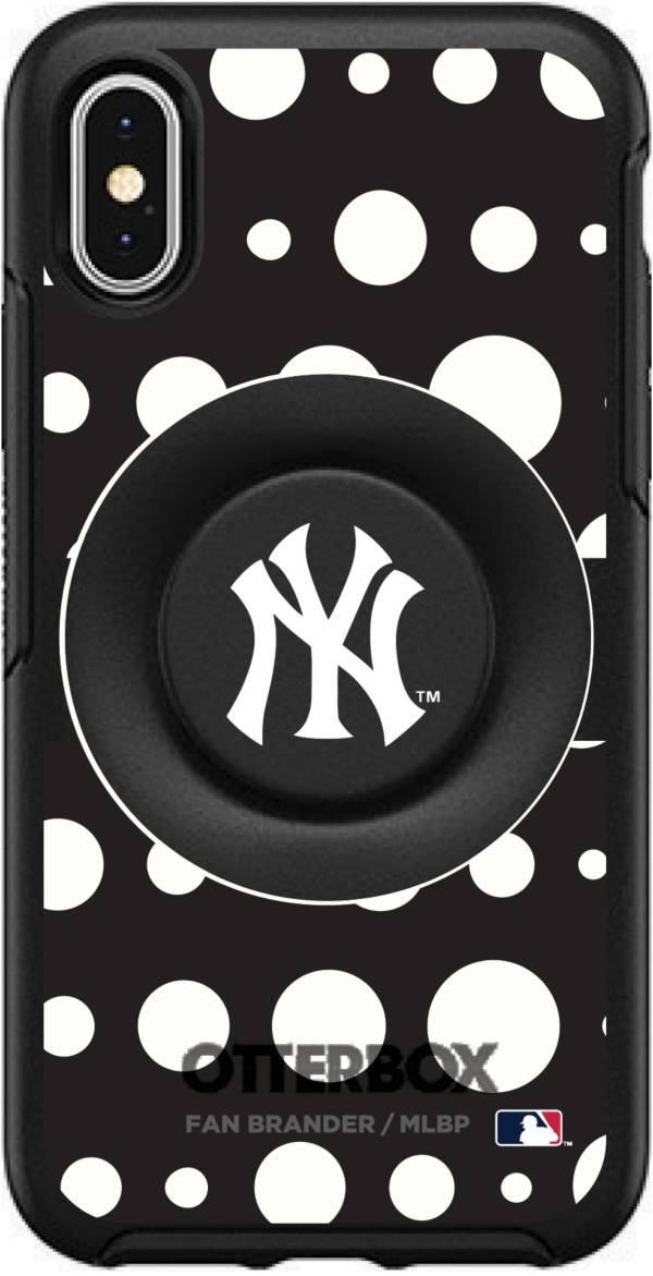 Otterbox New York Yankees Polka Dot iPhone Case with PopSocket product image