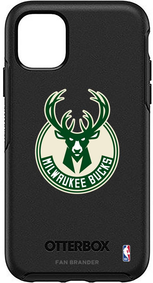 Otterbox Milwaukee Bucks Black iPhone Case product image