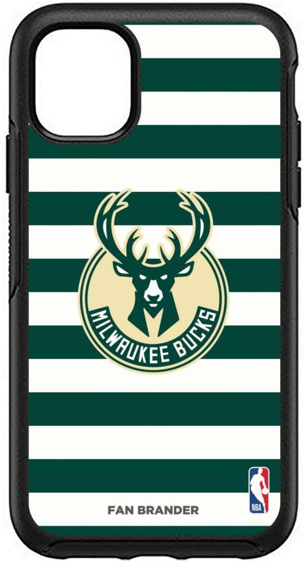 Otterbox Milwaukee Bucks Striped iPhone Case product image