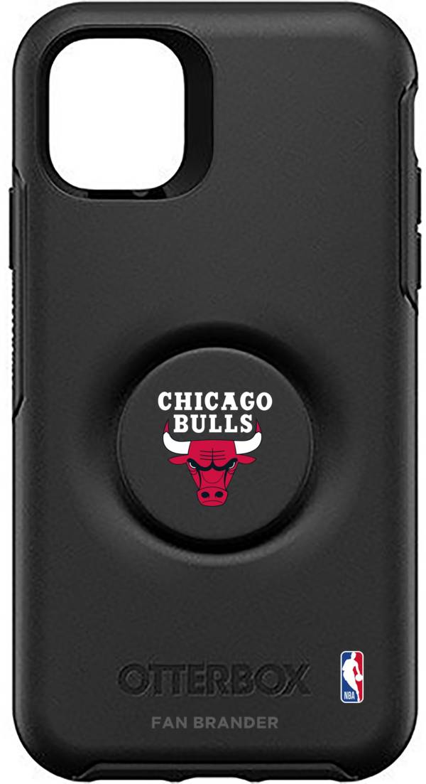 Otterbox Chicago Bulls Black iPhone Case with PopSocket product image