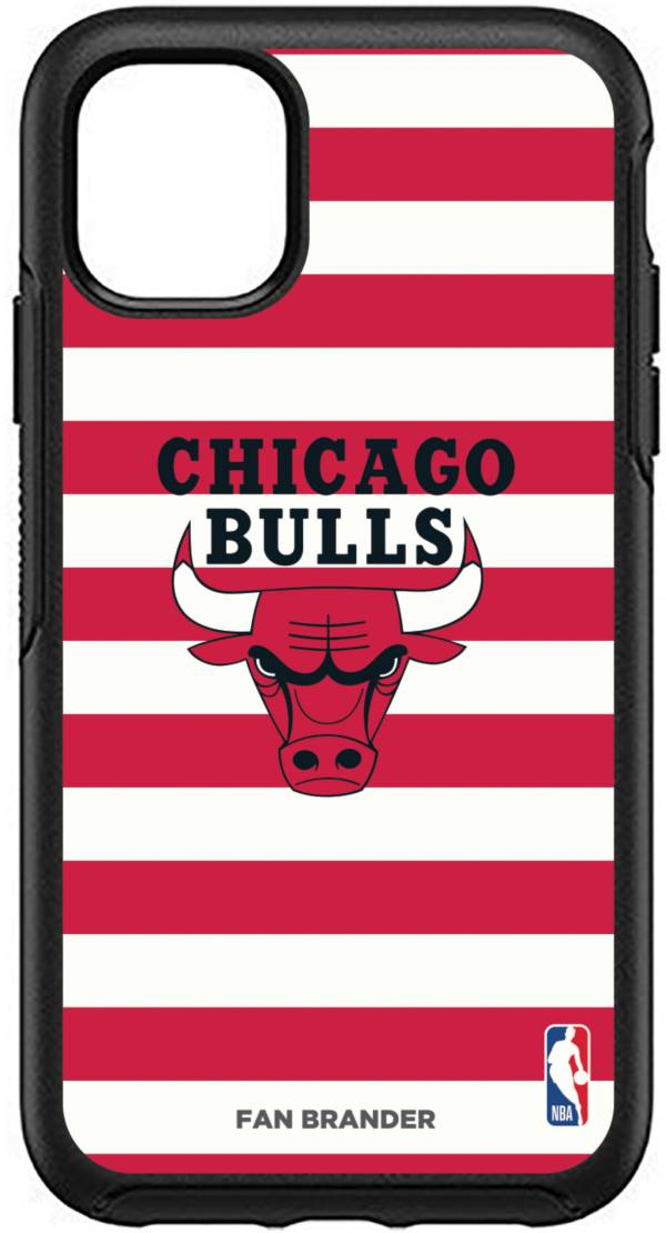 Otterbox Chicago Bulls Striped iPhone Case product image