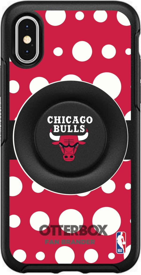 Otterbox Chicago Bulls Polka Dot iPhone Case with PopSocket product image