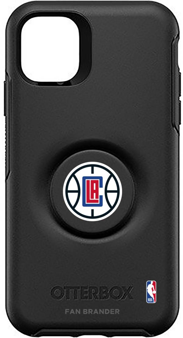 Otterbox Los Angeles Clippers Black iPhone Case with PopSocket product image
