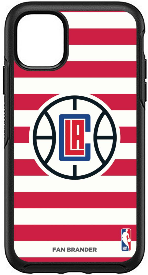 Otterbox Los Angeles Clippers Striped iPhone Case product image