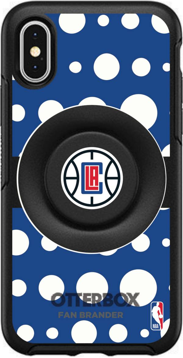Otterbox Los Angeles Clippers Polka Dot iPhone Case with PopSocket product image