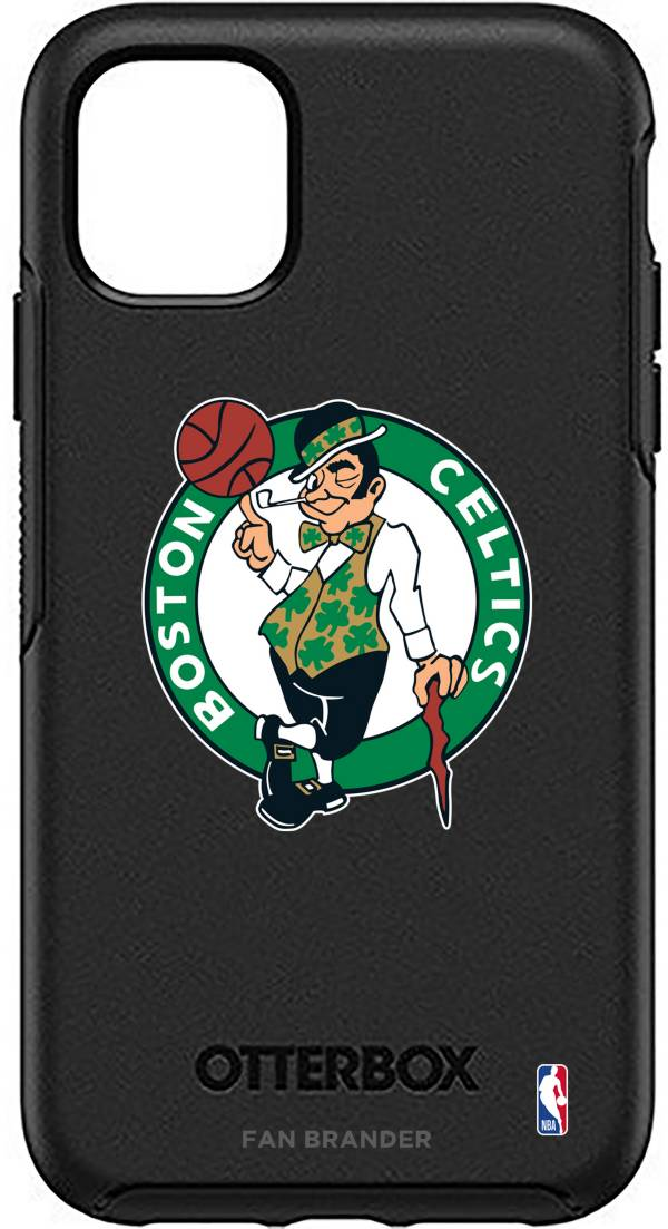Otterbox Boston Celtics Black iPhone Case product image
