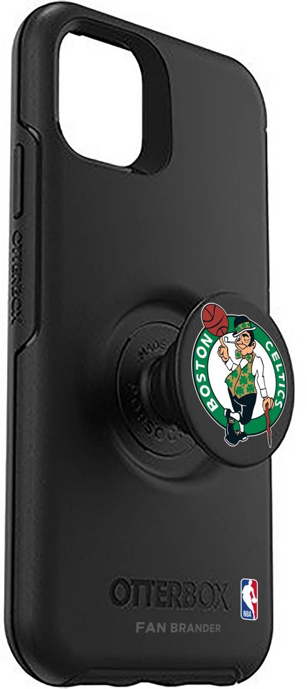 Otterbox Boston Celtics Black iPhone Case with PopSocket product image