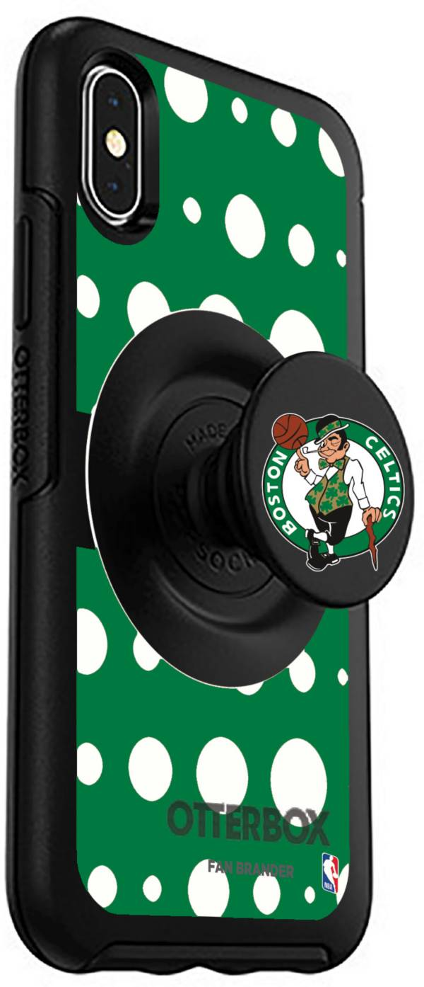 Otterbox Boston Celtics Polka Dot iPhone Case with PopSocket product image