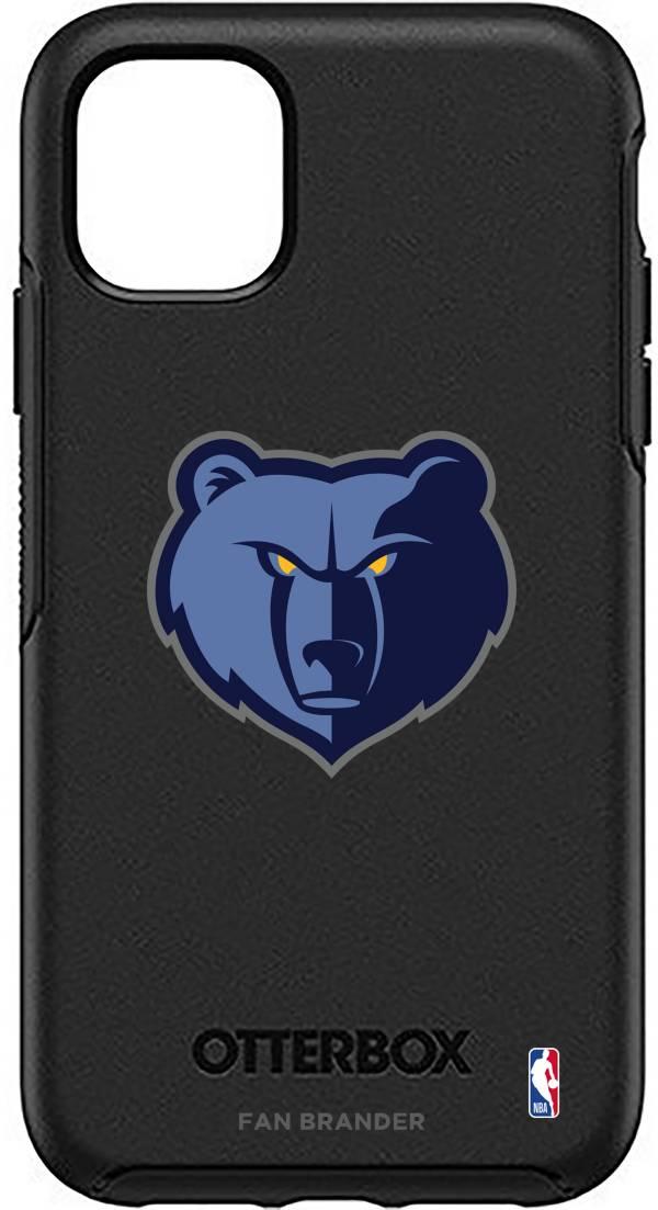 Otterbox Memphis Grizzlies Black iPhone Case product image