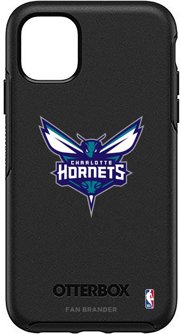 Otterbox Charlotte Hornets Black iPhone Case product image