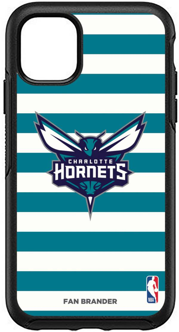 Otterbox Charlotte Hornets Striped iPhone Case product image