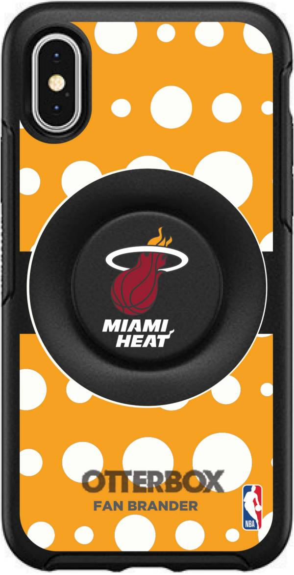 Otterbox Miami Heat Polka Dot iPhone Case with PopSocket product image