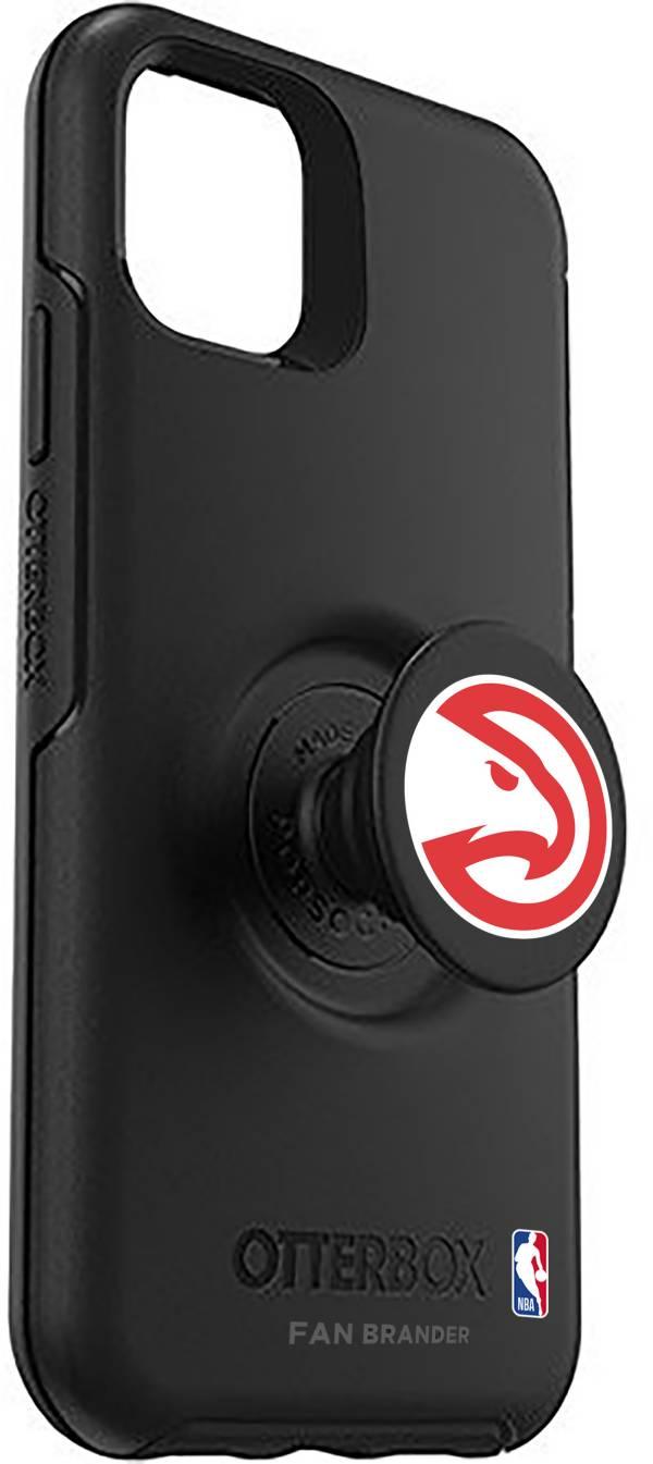 Otterbox Atlanta Hawks Black iPhone Case with PopSocket product image