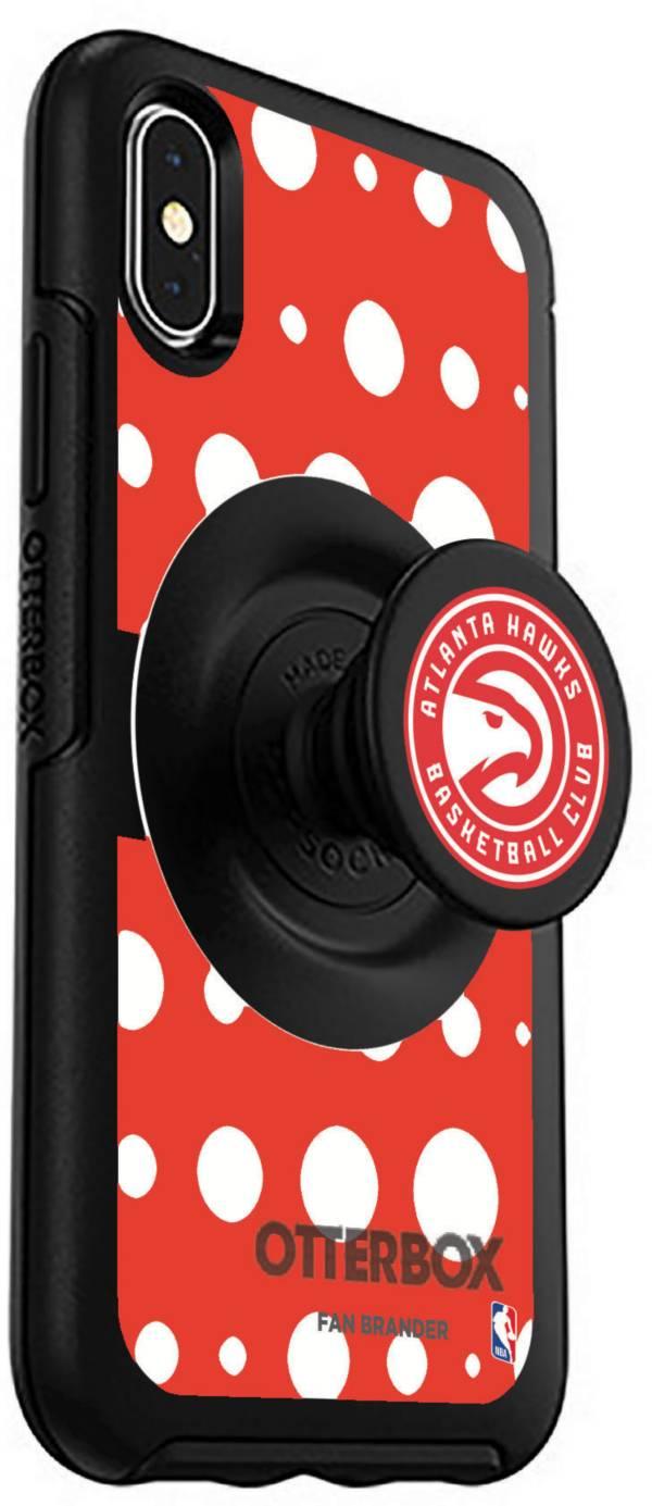 Otterbox Atlanta Hawks Polka Dot iPhone Case with PopSocket product image