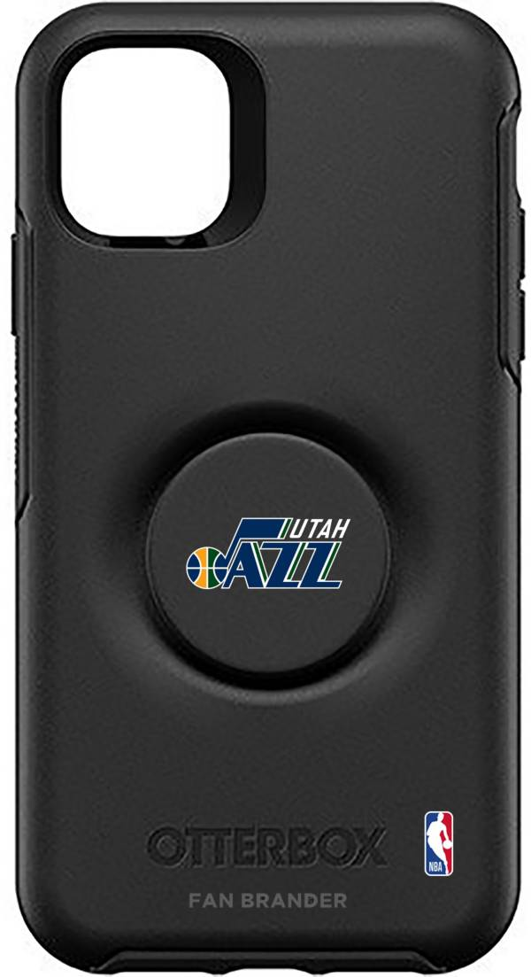 Otterbox Utah Jazz Black iPhone Case with PopSocket product image