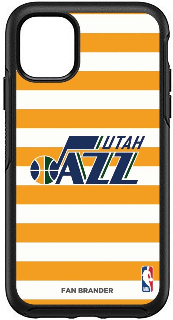 Otterbox Utah Jazz Striped iPhone Case product image