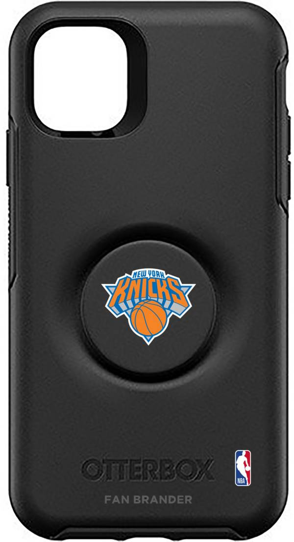 Otterbox New York Knicks Black iPhone Case with PopSocket product image