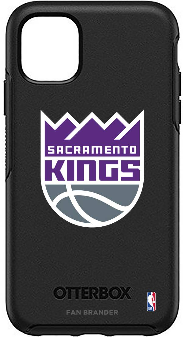 Otterbox Sacramento Kings Black iPhone Case product image