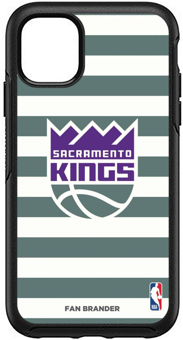 Otterbox Sacramento Kings Striped iPhone Case product image