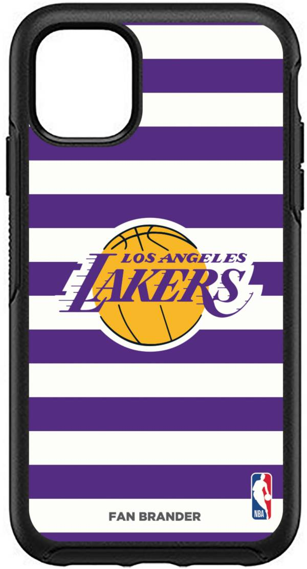 Otterbox Los Angeles Lakers Striped iPhone Case product image