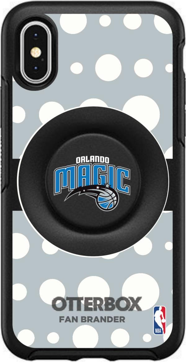 Otterbox Orlando Magic Polka Dot iPhone Case with PopSocket product image