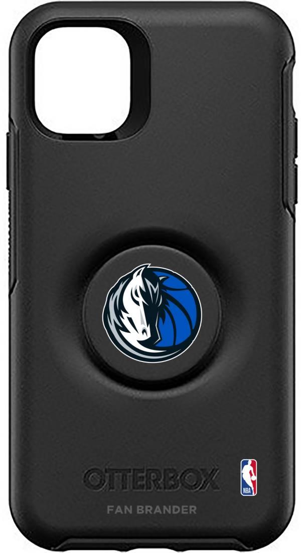 Otterbox Dallas Mavericks Black iPhone Case with PopSocket product image
