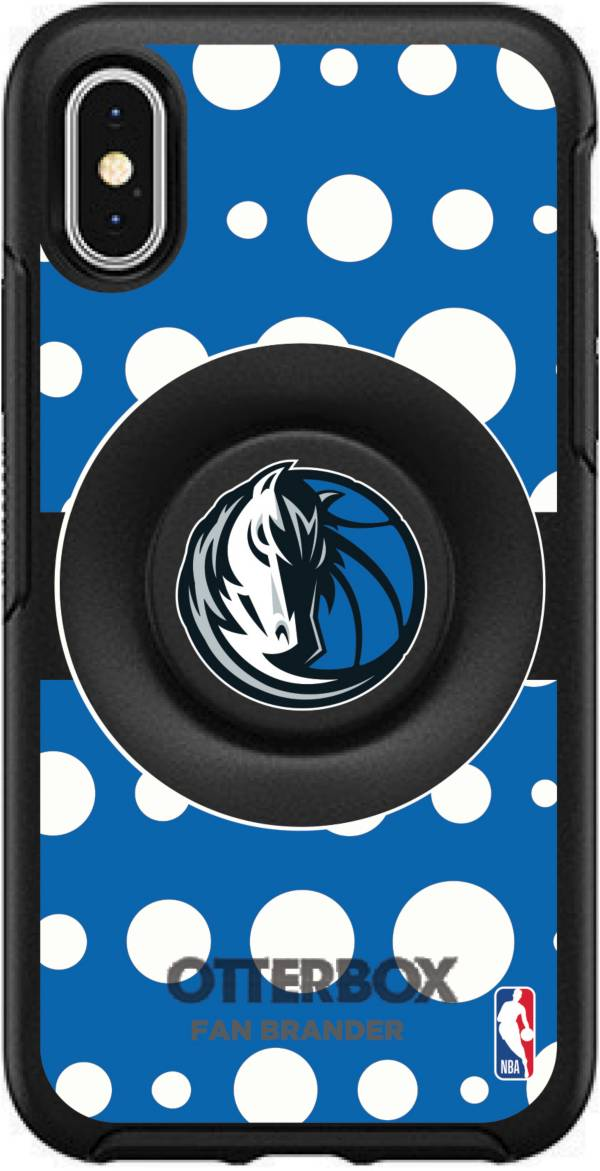 Otterbox Dallas Mavericks Polka Dot iPhone Case with PopSocket product image