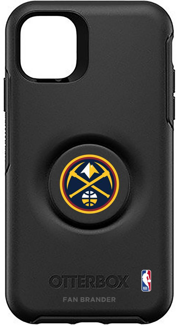 Otterbox Denver Nuggets Black iPhone Case with PopSocket product image