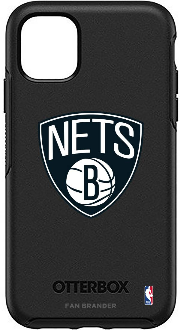 Otterbox Brooklyn Nets Black iPhone Case product image