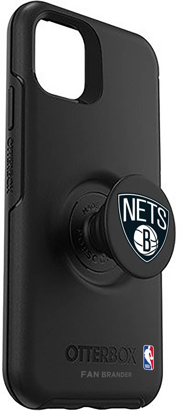 Otterbox Brooklyn Nets Black iPhone Case with PopSocket product image