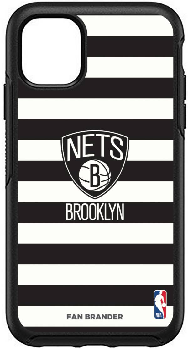 Otterbox Brooklyn Nets Striped iPhone Case product image