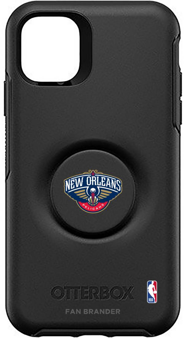 Otterbox New Orleans Pelicans Black iPhone Case with PopSocket product image