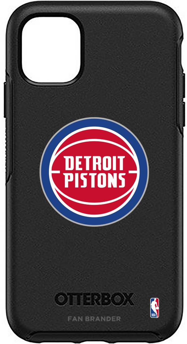 Otterbox Detroit Pistons Black iPhone Case product image