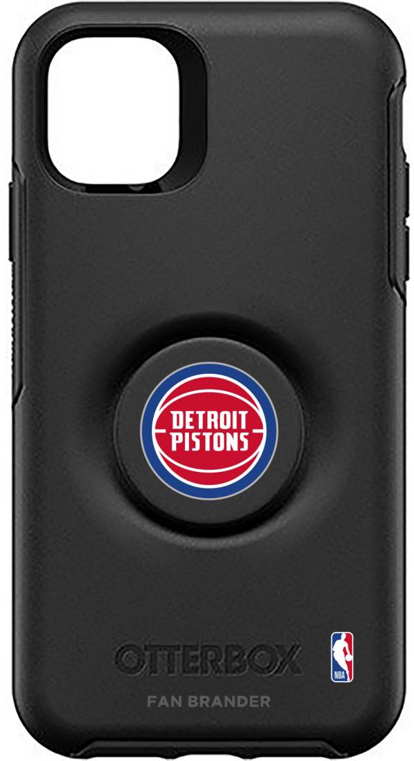 Otterbox Detroit Pistons Black iPhone Case with PopSocket product image