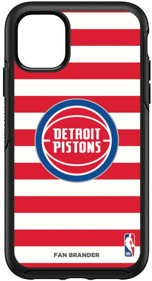 Otterbox Detroit Pistons Striped iPhone Case product image