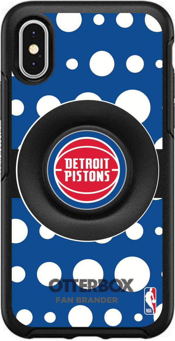 Otterbox Detroit Pistons Polka Dot iPhone Case with PopSocket product image