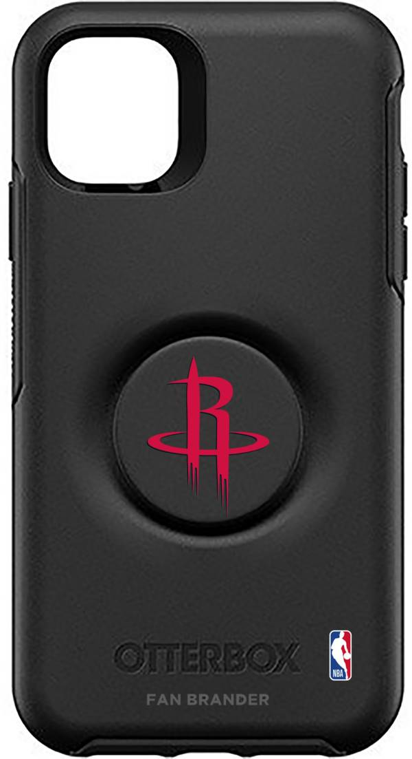 Otterbox Houston Rockets Black iPhone Case with PopSocket product image