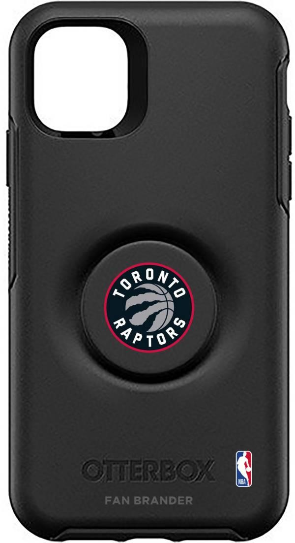 Otterbox Toronto Raptors Black iPhone Case with PopSocket product image
