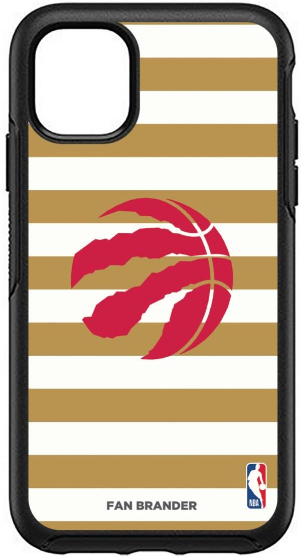 Otterbox Toronto Raptors Striped iPhone Case product image