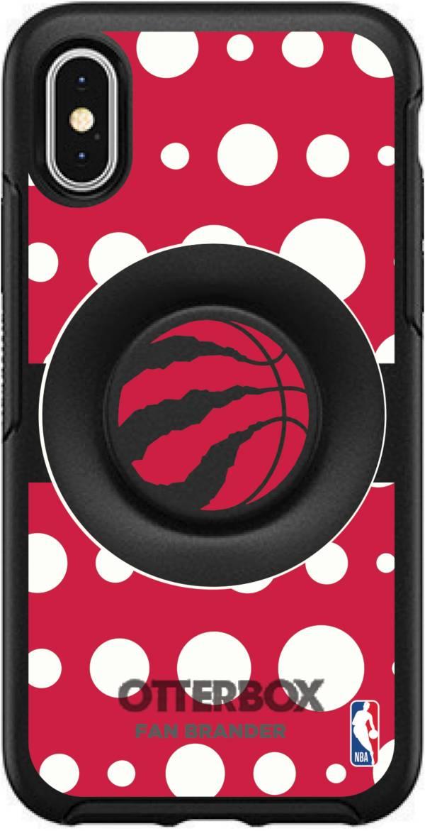 Otterbox Toronto Raptors Polka Dot iPhone Case with PopSocket product image