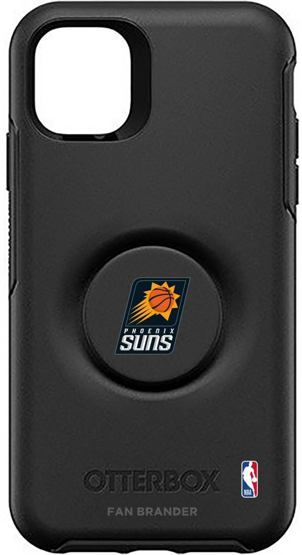 Otterbox Phoenix Suns Black iPhone Case with PopSocket product image