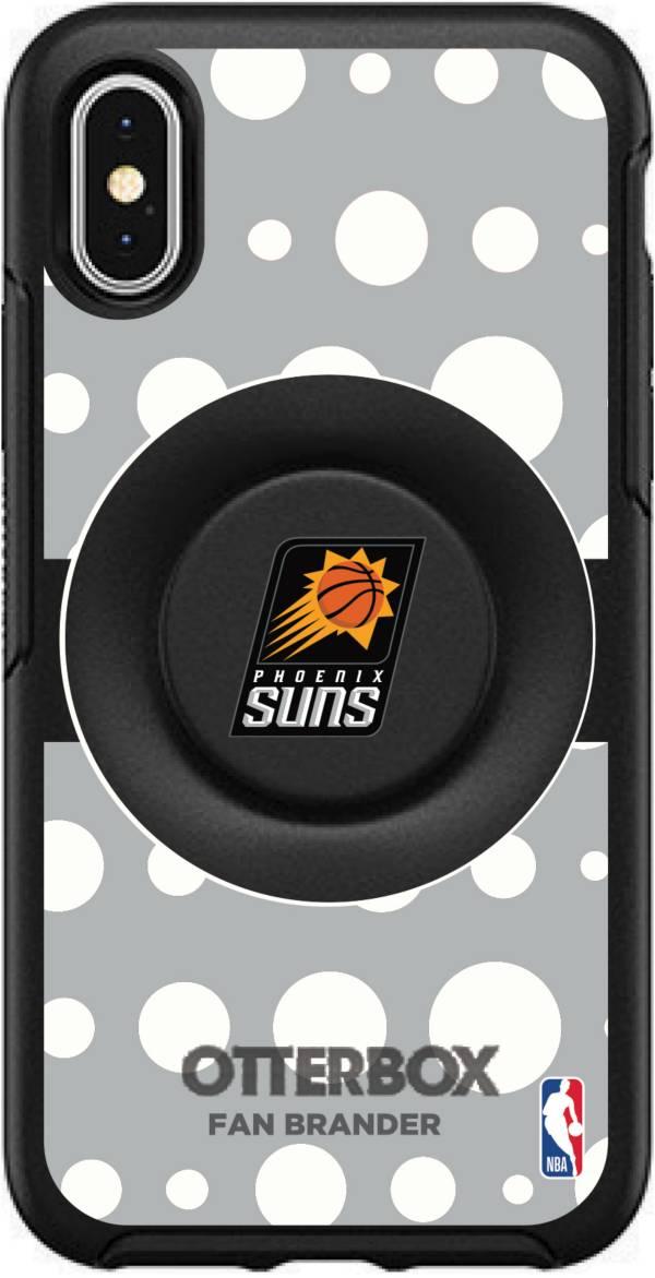 Otterbox Phoenix Suns Polka Dot iPhone Case with PopSocket product image